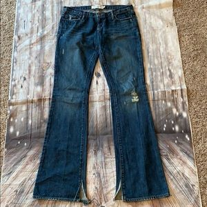 Abercrombie & Fitch Madison Long Jeans 2 LONG